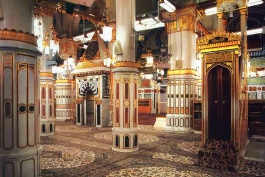 MADINAH RASUL (karpet hijau)