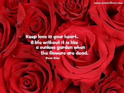 Love bleed