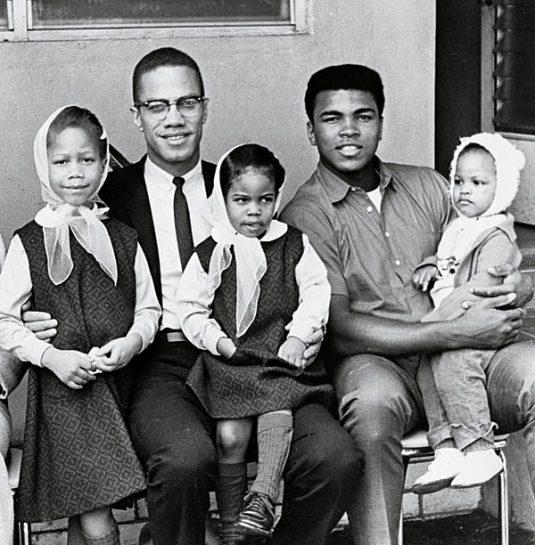 Malcom X - Muhammad Ali